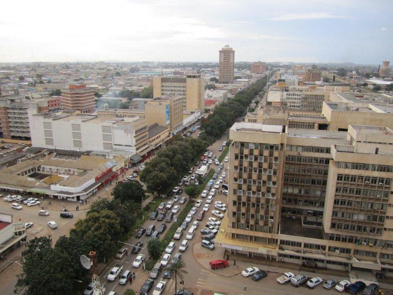 D Exhibition Zambia : Lusaka africass